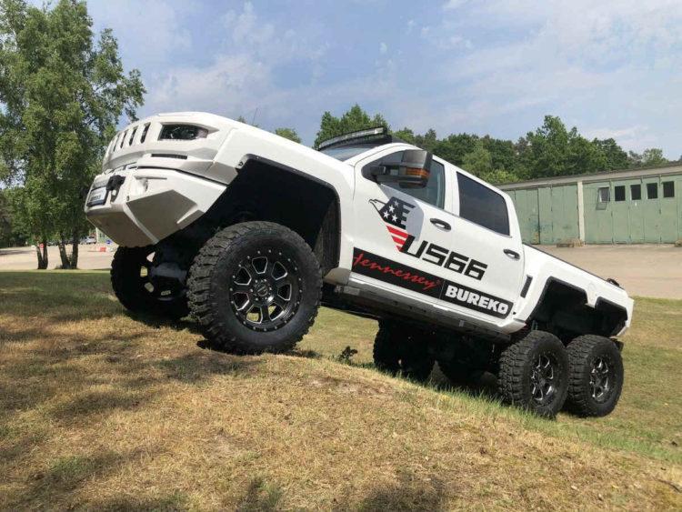 Burenko 6x6 Chevrolet Silverado