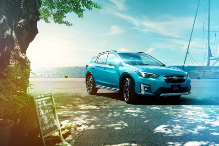 Subaru XV Advance e-Boxer