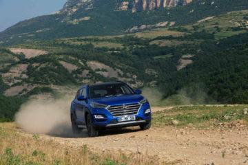 Hyundai Tucson facelift pret Romania