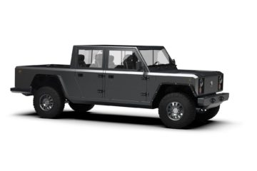 Bollinger B2 Pick-up