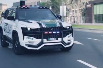 GIATH Politia Dubai