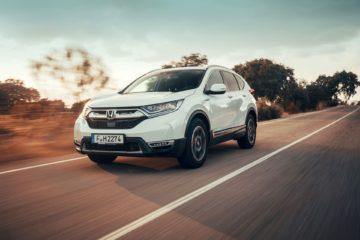Honda CR-V Hybrid preturi Romania