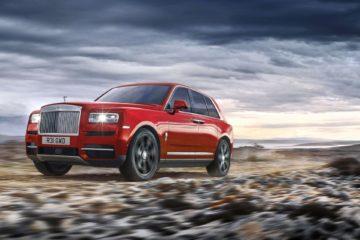 Rolls-Royce Cullinan pret romania 1