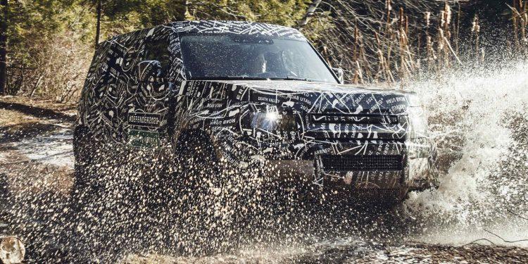 Land Rover Defender 2020