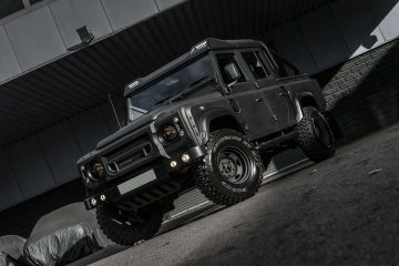 Defender Pick-up