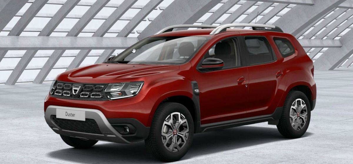 Dacia Duster Ultimate