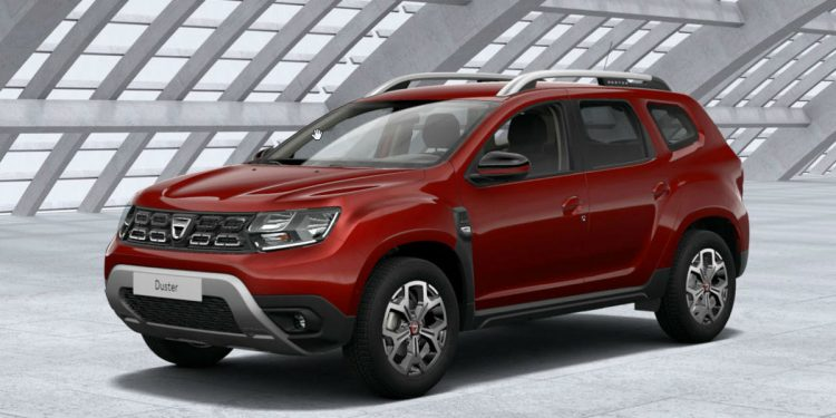 Dacia Duster Ultimate