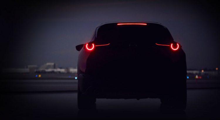 Geneva 2019 SUV Mazda