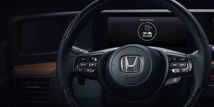 Honda masina electrica