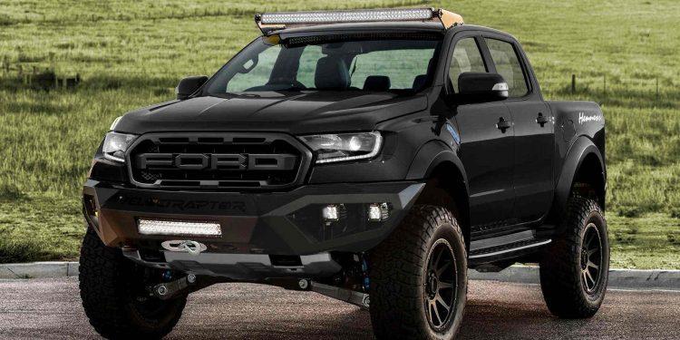 2019 Ford Ranger Velociraptor Hennessey
