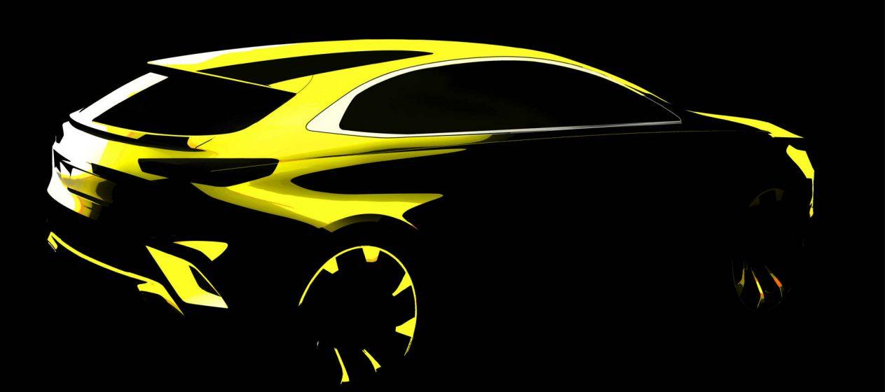 Kia Ceed Crossover oficial