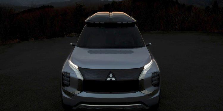 Mitsubishi Engelberg Tourer Concept 2019 Geneva 1
