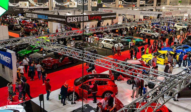 Salonul Auto Bucuresti Accesorii 2019
