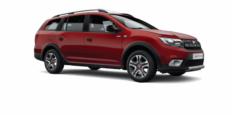 Dacia MCV Techroad