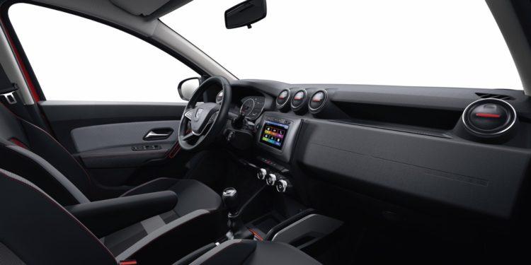 Dacia Techroad interior 2019