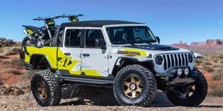 Jeep Flatbill Concept Gladiator