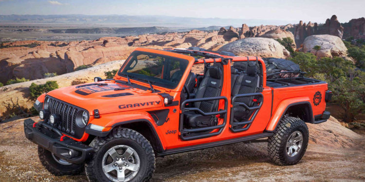 Jeep Gladiator Gravity Jeep Performance Parts