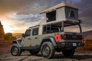 Jeep Wayout Concept Gladiator
