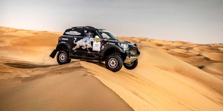 Peterhansel Abu Dhabi Desert Challenge 2019 1
