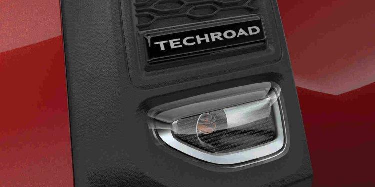 ornamente exterioare Dacia Techroad