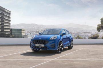 Noul Ford Puma - cu ce preţuri se vinde în România