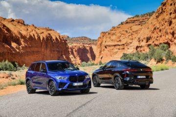 Să fie M GmbH - iată noile BMW X5 M, BMW X5 M Competition, BMW X6 M şi BMW X6 M Competition