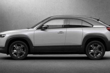 Primul SUV electric Mazda poate fi comandat în România