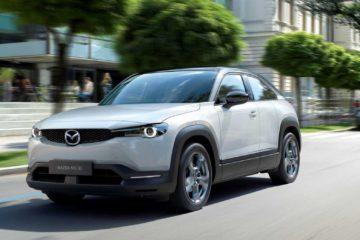 Noua Mazda MX-30 deschide drumul electrificării pentru compania niponă