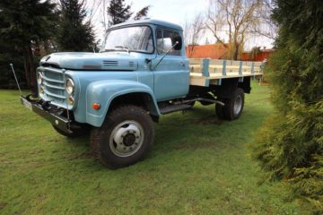 Bucegi 114M - camionul pensionat