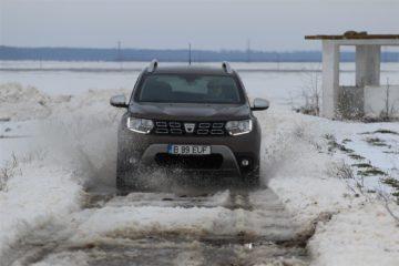 Dacia Duster 1.5 dCi EDC - Alegerea rațiunii
