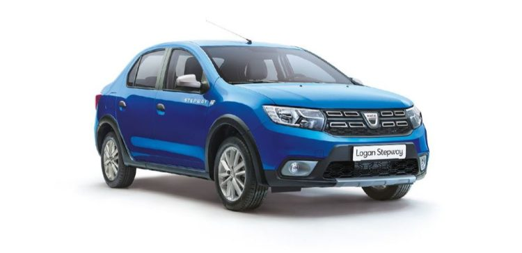 Dacia lansează versiunea Stepway pentru gama Logan și în România