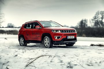 Jeep Compass Limited 2.0 AT9 - Multicultural