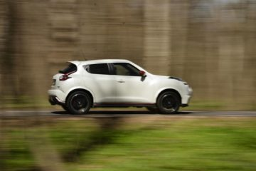 Nissan Juke Nismo RS 1.6 DIG-T - ultima strigare