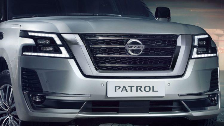 Nissan Patrol facelift - toate informaţiile
