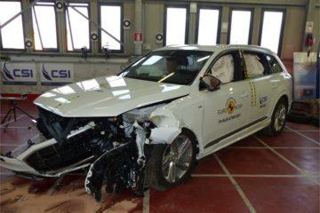 Teste EuroNCAP: fără surprize majore în segmentul SUV