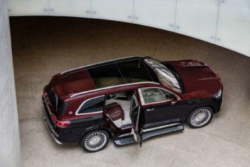 Mercedes-Maybach GLS - tentanţia luxului